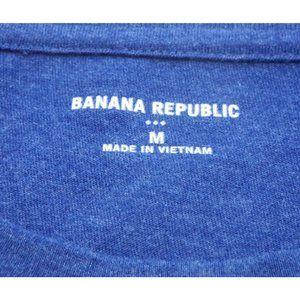 Banana Republic Shirts - Banana Republic Graphic Tee Men's Size Medium